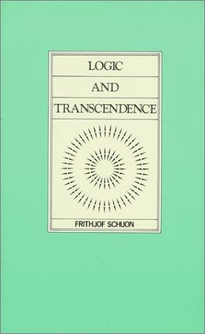 Download Logic & Transcendence