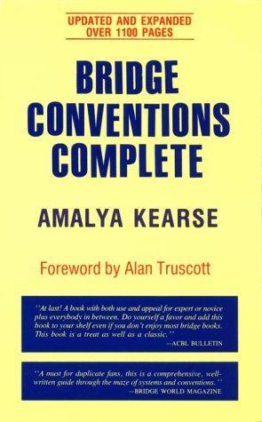 Download Bridge Conventions Complete