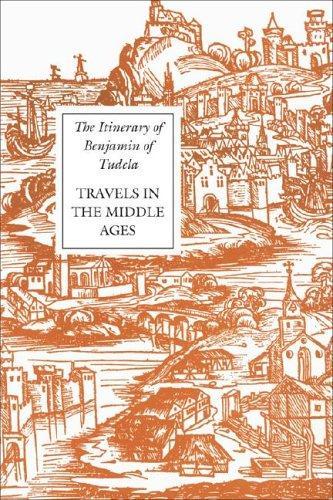 Download The Itinerary of Benjamin of Tudela