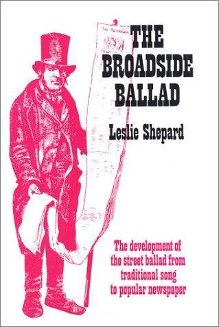 The broadside ballad