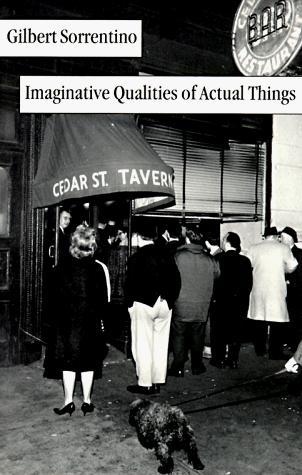 Imaginative qualities of actual things