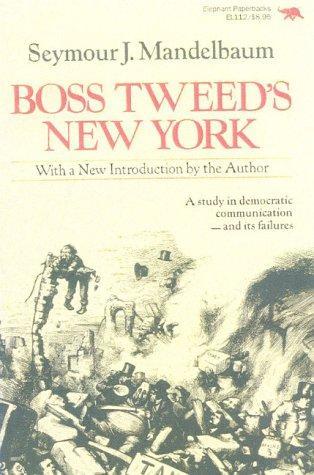 Boss Tweed's New York