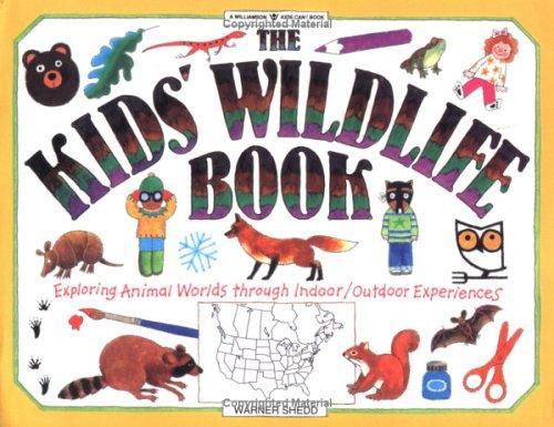 The kids' wildlife book